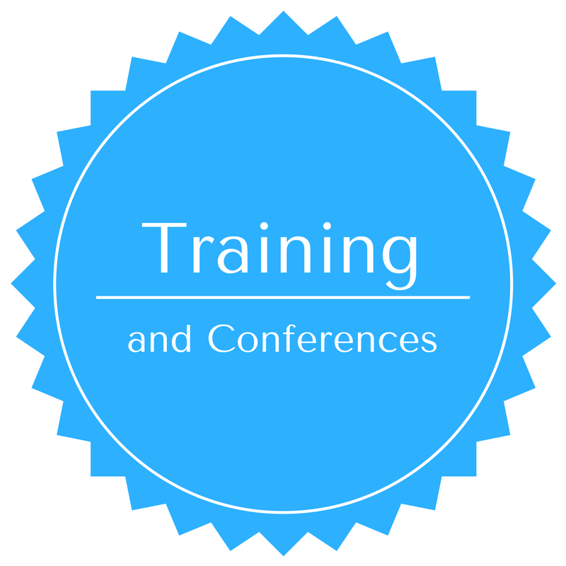 Training and Conferences