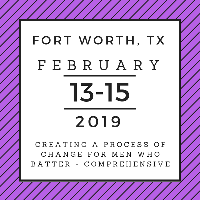 Cpc 2019 Ft Worth Tx Domestic Abuse Intervention Programs